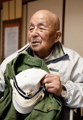 元軍医の佛坂さん、戦艦「大和」の最期を記す