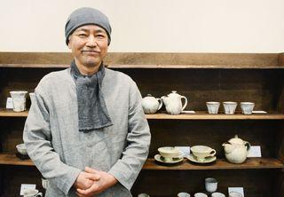 器に閉じ込めた手作業 吉田求さん春の作陶展