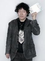 「脳と幸せ」をテーマに講演する茂木健一郎さん