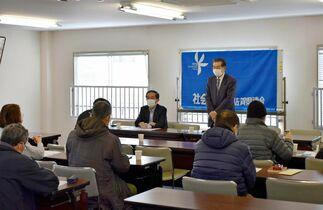 社民党佐賀県連解散の議案を承認 …