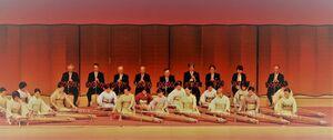 第47回佐賀邦楽芸能祭の様子(提供写真)
