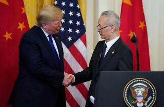 米中貿易摩擦、関税合戦休戦に