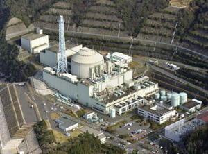 高速増殖炉もんじゅ=福井県敦賀市