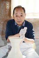 黄綬褒章 晩香窯庄健代表 庄村健さん(70)釉瓷の表現に…