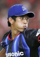 吉川投手、大リーグ挑戦の意向