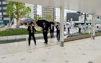 佐賀駅北口広場、5月10日から利…