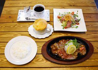 西洋食堂 信‐NOBU‐の「レモンステーキ」
