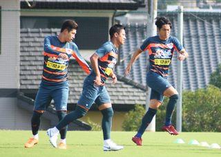 後半戦、まず勝ち点3を 28日、ホームで磐田戦