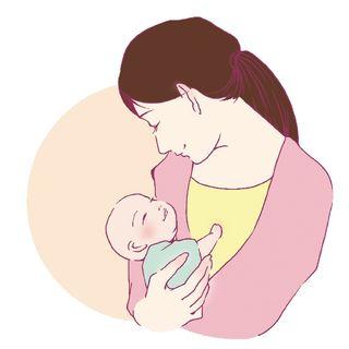 赤ちゃんの抱っこ 目的で使い分けて