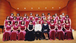 女声合唱団シャリベール、4月17日コンサート