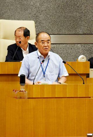 佐賀市長「リレー方式も選択肢」フル、ミニ議論不快感