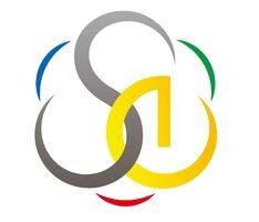 県電気工事組合のシンボルマーク