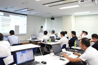 県内企業ITで効率化 データ打ち込み