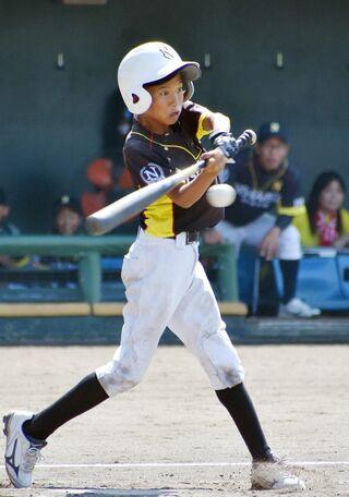 <NTT西日本杯少年野球・第2日>西有田球友3-1三田川少年