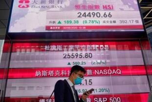 在香港米企業の4割、移転検討