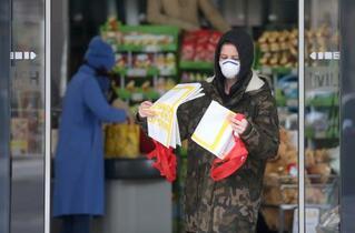 オーストリア、マスク着用義務化