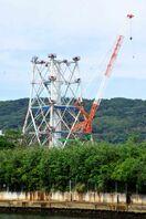 旧唐津発電所で九電社員が転落死 九電などが原因究明急ぐ …
