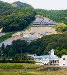 太陽光発電所12カ所が被災