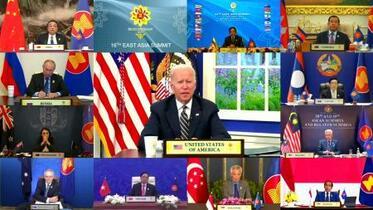 米大統領「中国は強圧的」