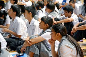 中学生、新アイス開発へ