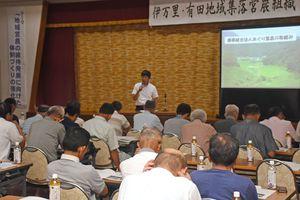 集落営農組織、経営力向上へ