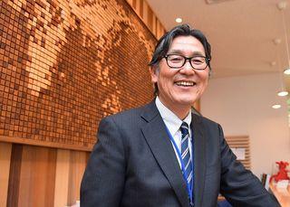=ニュースこの人= 県国際交流協会理事長に再登板した 黒岩春地さん(62)