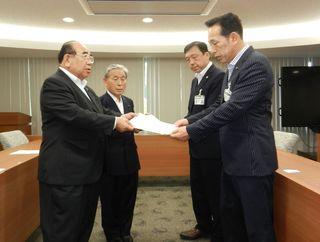 全線フル規格化へ佐賀市に協力要請 長崎県議会