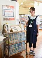 話題の「暮しの手帖」のバックナンバー。図書館は資料保存の役目も担っている