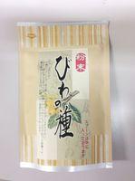 シアン化合物が検出された「ビワの種粉末100g入」(佐賀県提供)