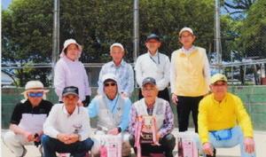 第10回佐賀新聞諸富販売店杯GG大会の上位入賞者
