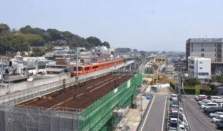新幹線開業、どう生かす 小松市政の評価も判断基準
