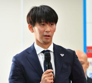菊地直哉氏がトップチームコーチに就任 サガン鳥栖