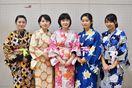 100カ国の着物披露 29日久留米市で式典