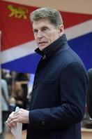 ロシア知事選、政権候補が勝利