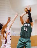バスケットボール成績 県民体育大会