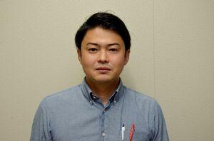 佐賀大学農学部の折田亮助教