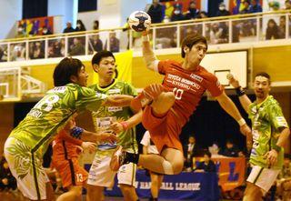 トヨタ紡織九州、琉球コラソンに快勝 日本ハンドボールL