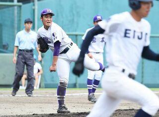 <SSP杯 高校野球>龍谷7-0佐賀西