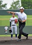 <SSP杯高校野球>「感謝の気持ちでプレーを」 広島…