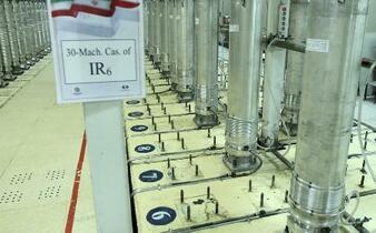 イラン、濃縮度60%ウラン製造