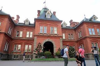 赤れんが庁舎、10月から休館
