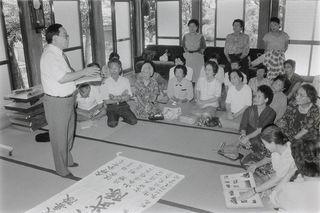 <平成 この日、>元特攻隊員、北茂安へ恩返し=平成3年8月15日(27年前)