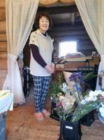 6月にはツァイツ市への公式訪問団に参加する永渕恵美子さん=鳥栖市山浦町