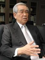 龍谷学園理事長、井浦順爾氏