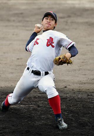<SSP杯高校野球>選手ひと言 太良・田雜海斗