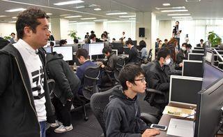 ゲーム開発の裏側学ぶ 参加者が不具合発見業務