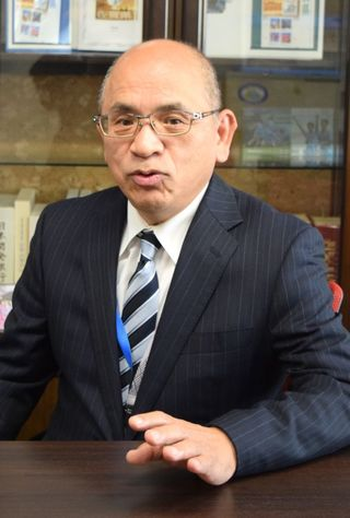県庁新部長・局長 政策部長 坂本洋介さん(59)