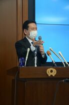 佐賀県知事「全国一律、むちゃでは…