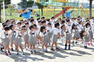 【動画】鍋島幼稚園 年中クラス